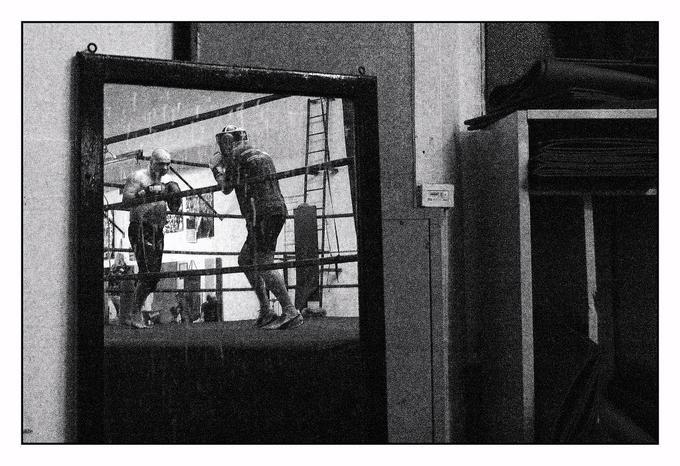 Attimi di Boxe ... di LucasMarie