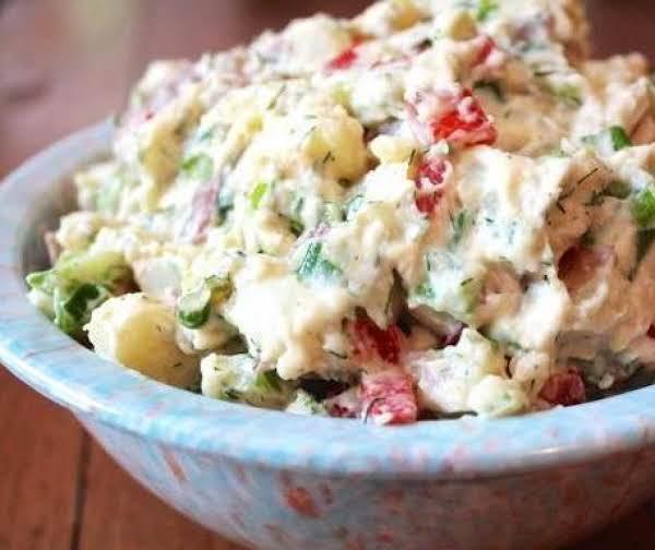 Ultimate Creamy Potato Salad Recipe