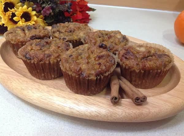 Pumpkin Bread-pudding Muffins Recipe