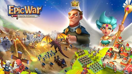 Epic War - Castle Alliance 2.1.006 screenshots 8