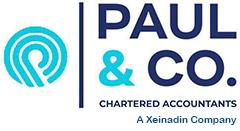 Image about Paul & Co logo