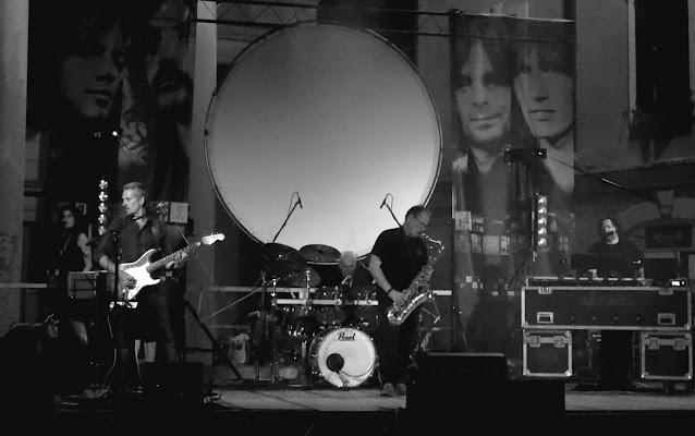 Pink Floyd tribute band di dan