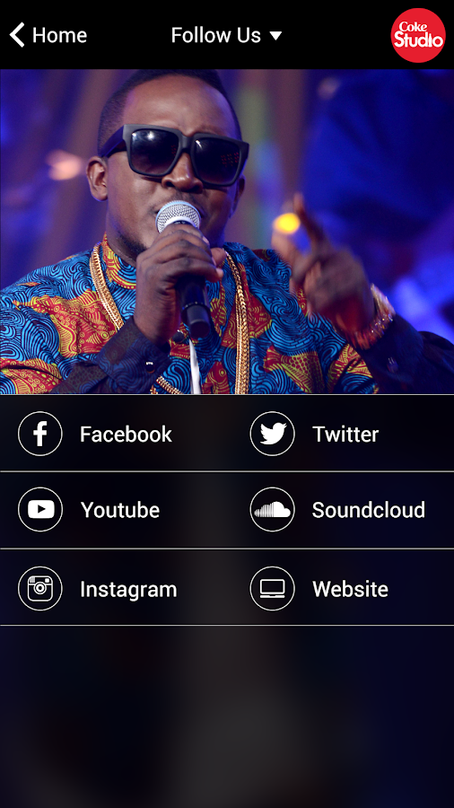 Coke Studio Africa- screenshot