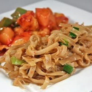 Rice Vermicelli Noodles Recipes.