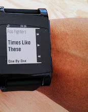 Photo: Pebbel Watch