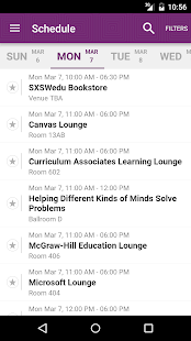 SXSWedu – Official 2016- screenshot thumbnail