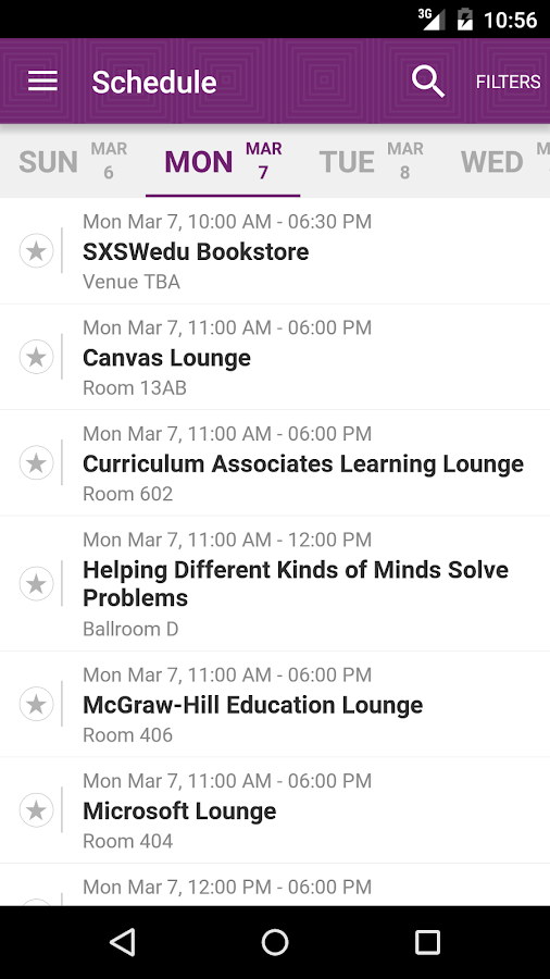 SXSWedu – Official 2016- screenshot