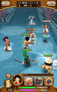 ONE PIECE Thousand Storm 1.16.3 Apk (Weaken Monster) MOD 6