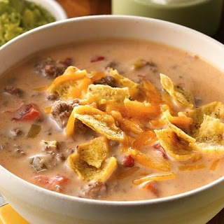 Condensed Nacho Cheese Soup Recipes