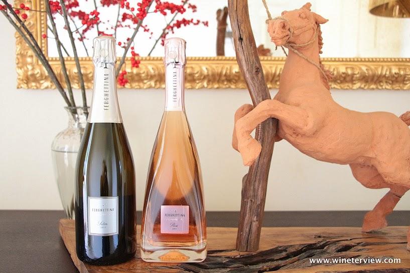 square bottle, ferghettina, franciacorta, metodo classico, sparkling wine, bollicine, cantina privata, eleatuscany, wineterview