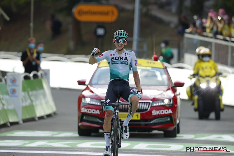 """Ritzege in de Tour is hoogtepunt in carrière voor gewezen toptalent: """"Grote opluchting voor mezelf en de ploeg"""""""