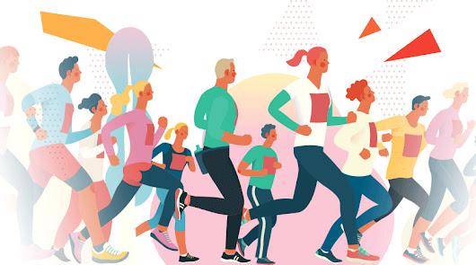 Comparte tu foto corriendo la Maratón Virtual de LA VOZ y... ¡llévate regalos!