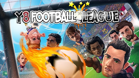 Y8 Football League Sports Game Capture d'écran