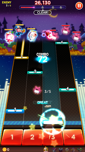 RhythmStar: Music Adventure 1.3.1 screenshots 3