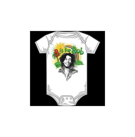 Bob Marley - Baby Body - Rainbow Creeper