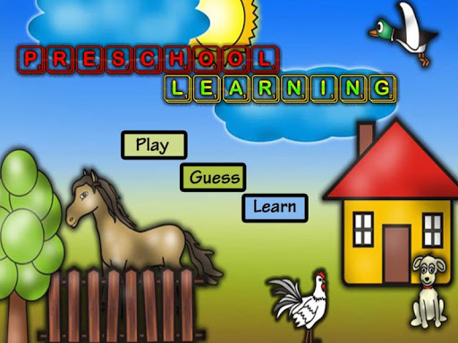 Learning For Toddlers