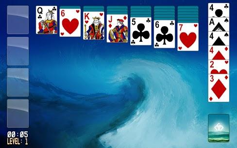Golden Card Games (Tarneeb – Trix – Solitaire) 5