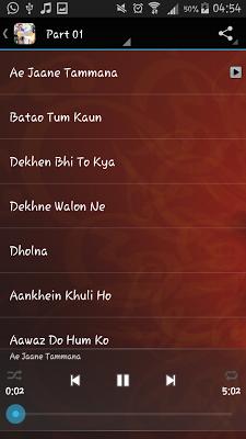 Hindi Romantic Songs 2016 - screenshot