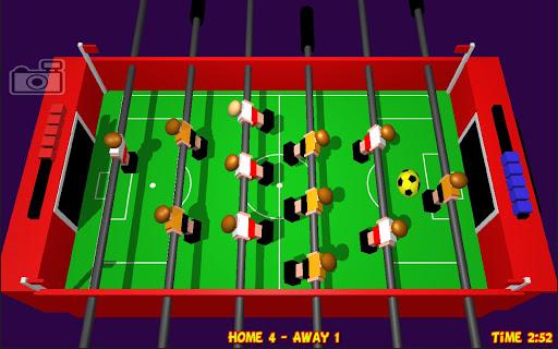 Table Football, Soccer 3D ss3