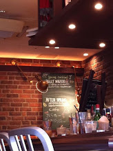 Photo: 'Belly Mojito'.  Should be Berry Mojito.  Tapas restaurant in Ogikubo, Tokyo.