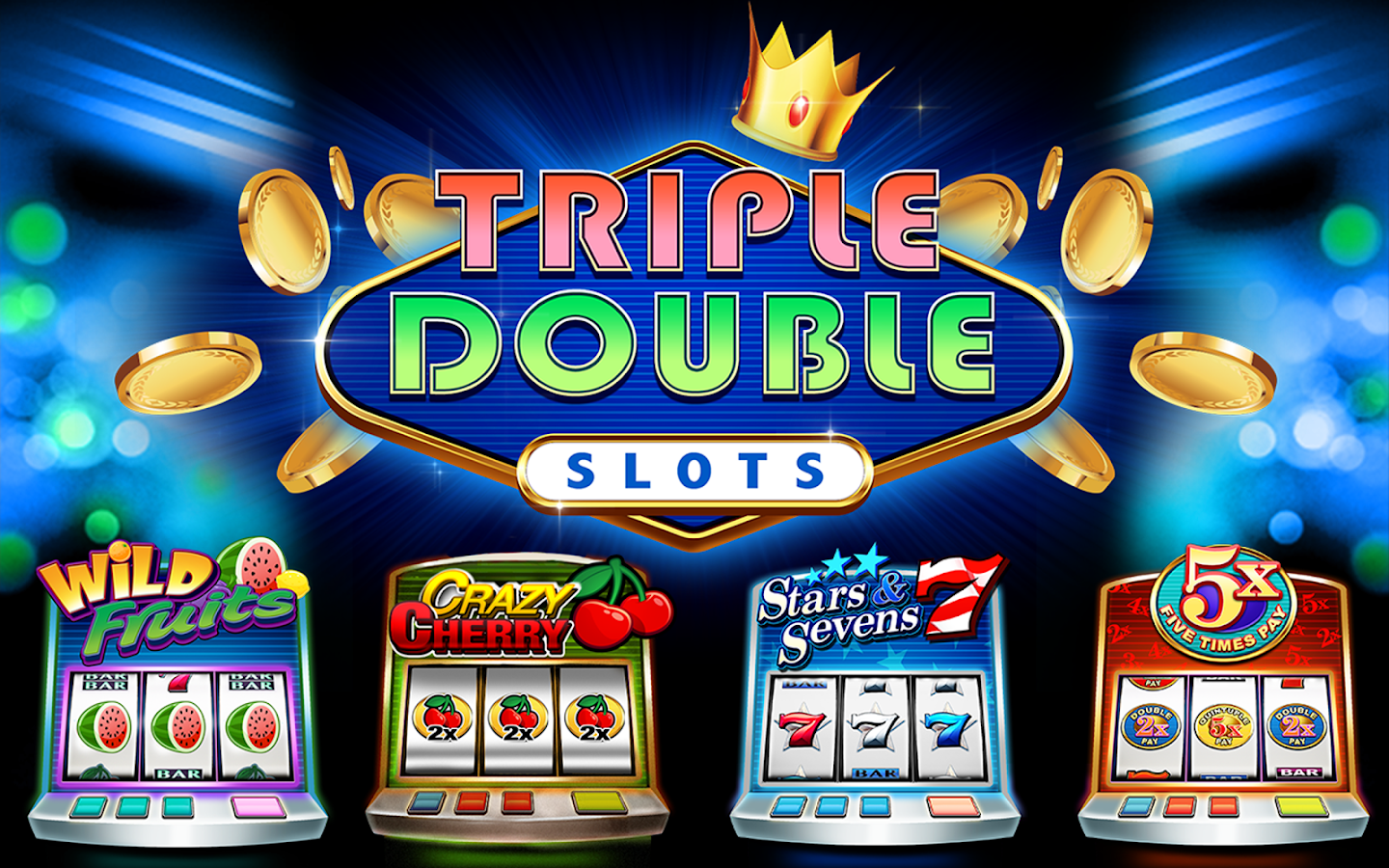 play triple double slot machine