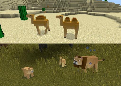 Animals for Minecraft