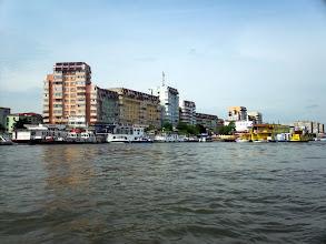 Photo: Tulcea, a delta fővárosa.