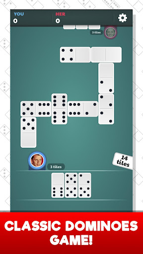 Dominoes Jogatina: Classic and Free Board Game 4.8.1 screenshots 1