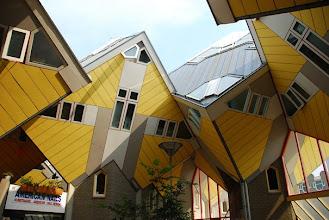 Photo: Cubic Houses (Rotterdam, Netherlands)