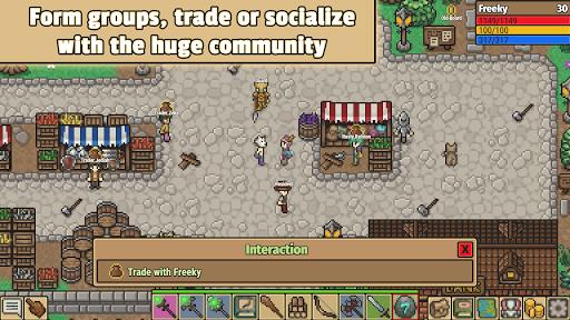 Stein.world - MMORPG apkmr screenshots 7
