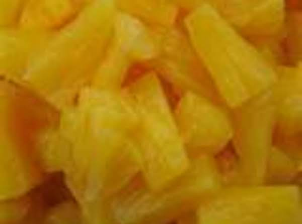 Pineapple Freezer Recipe
