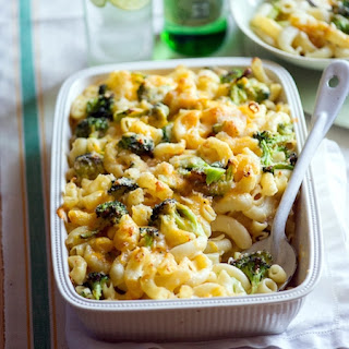 Broccoli Mac and Cheese.