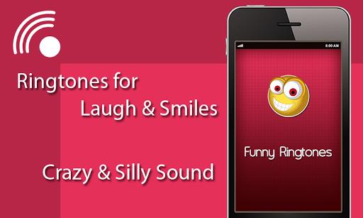 Funny Ringtones Humor Sound