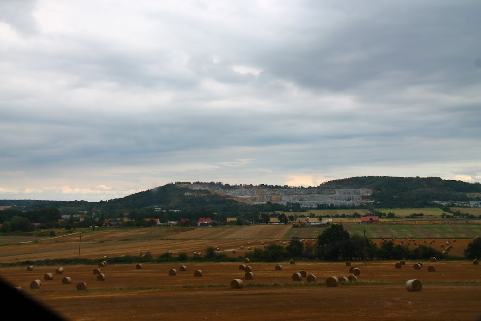 Strzegom - Kamieniołom Graniczna