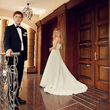 Wedding photographer Ekaterina Fokina (Fokina). Photo of 23.09.2015