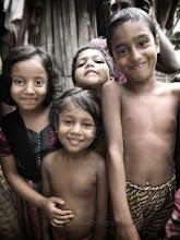Photo: in Bangladesh