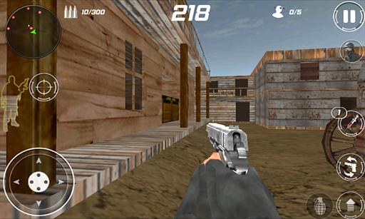 Counter Terrorist Attack 3D  screenshots 3