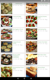 Easy Recipes- screenshot thumbnail