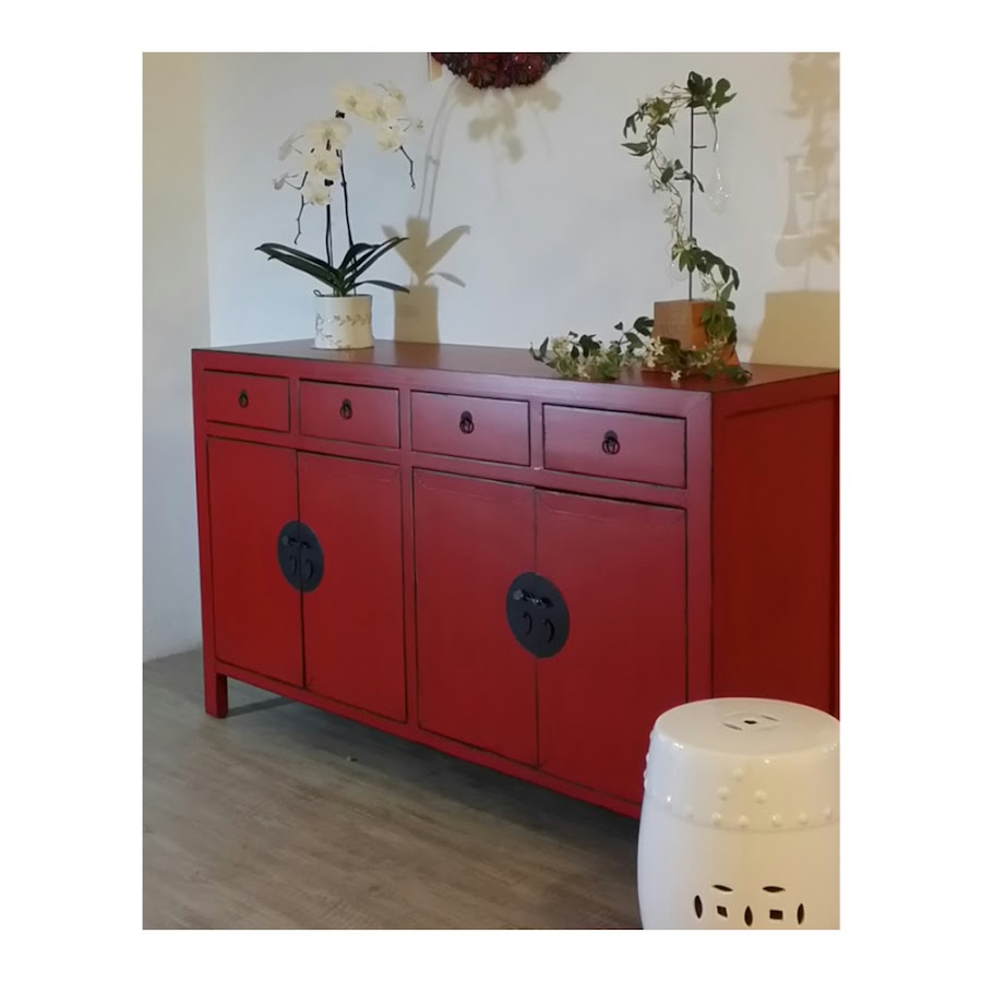 Antique Furniture by Hamilton Woods - Illustration Products & Objects ( furniture, antique )
