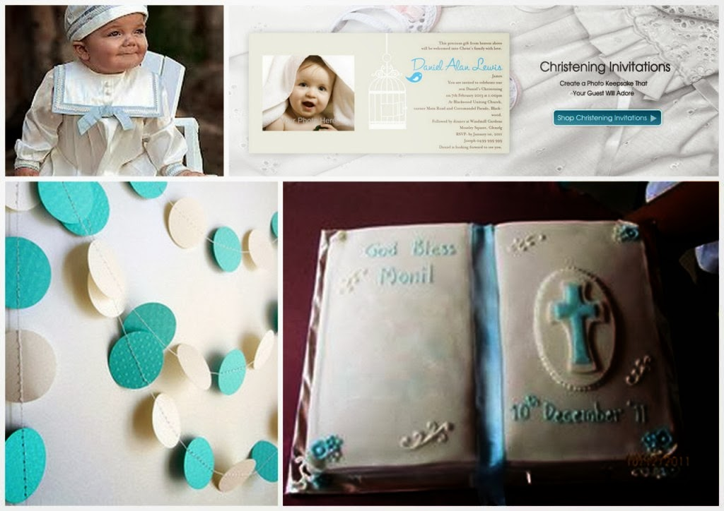 Christening Invitations Inspired by Doves | Symbolic Christening Invites | Impressive Invitations
