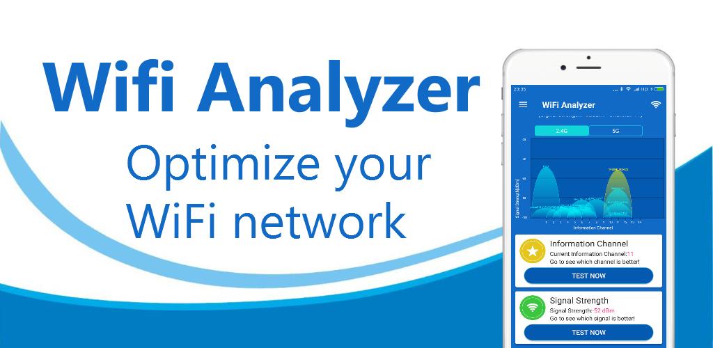 wifi network analyzer apk