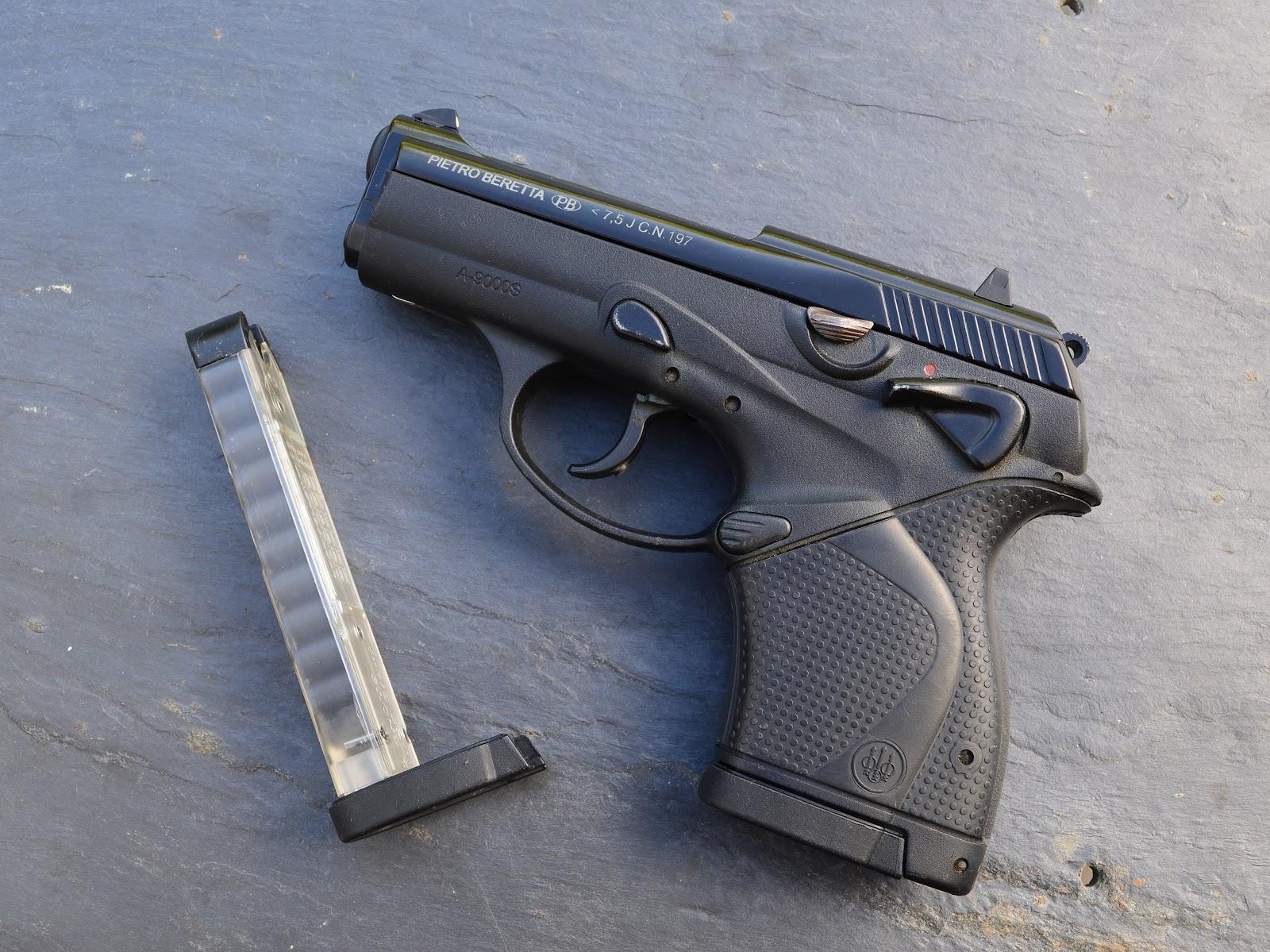 Anics Beretta A9000s
