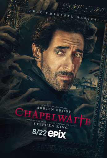 """Red-band trailer provides a squirmier preview of Stephen King series """"CHAPELWAITE"""""""