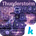 Thunderstorm Keyboard Theme icon