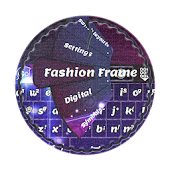 Fashion Frame GO Keyboard