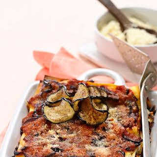 Eggplant Lasagna With Ricotta Cheese Recipes.