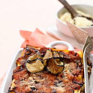 Eggplant Lasagna With Ricotta Cheese Recipes.