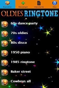 Oldies Ringtones - náhled