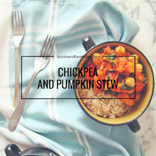 Chickpea and Pumpkin Stew.