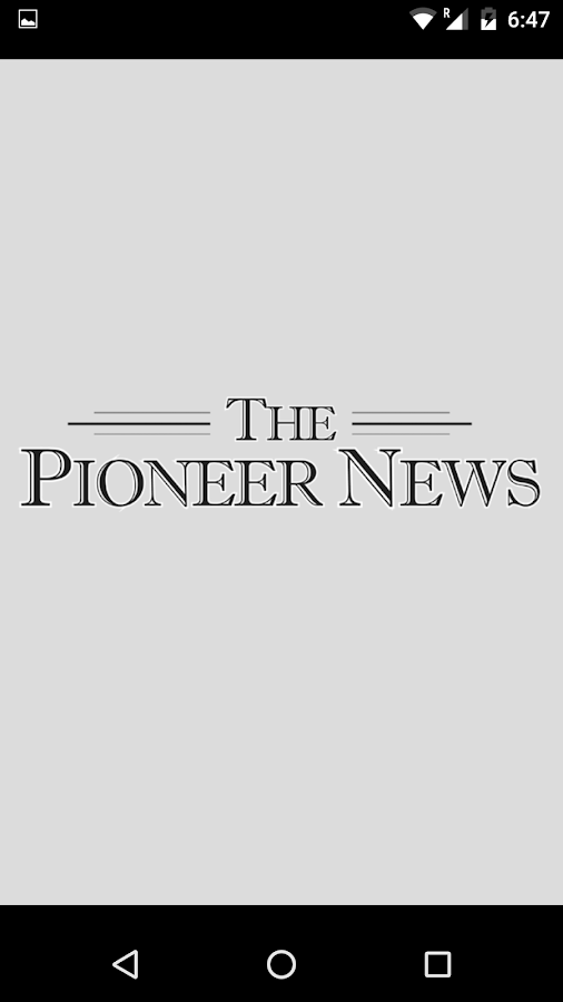 The pioneer news android apps on google play